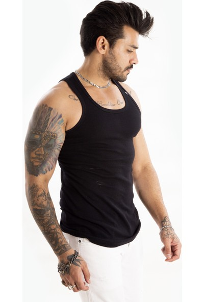 Deepsea Siyah 2 Li Ribanali Erkek Atlet 2106757