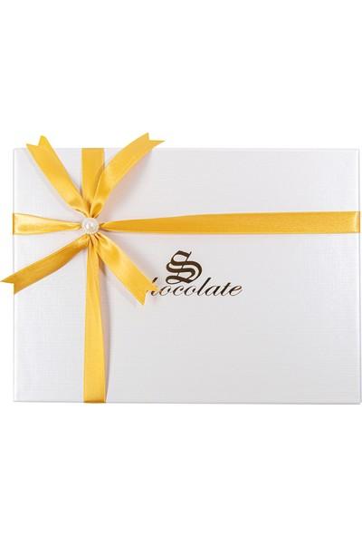 Sıroğlu Çikolata Special Lüks Hediyelik Çikolata Kutu