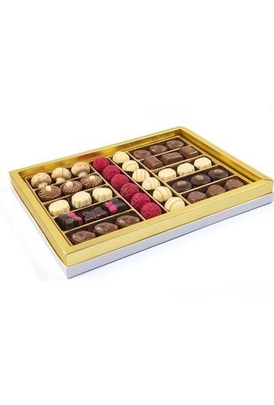 Sıroğlu Çikolata Venice Spesyal Hediyelik Büyük Kutu