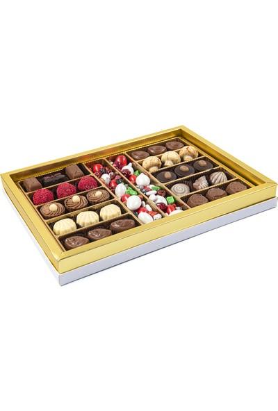 Sıroğlu Çikolata Super Nova Spesyal & Draje Kutu Büyük Boy