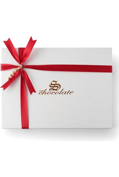 Sıroğlu Çikolata Lezzet Festivali Spesiyal Çikolata Hediyelik Kutu