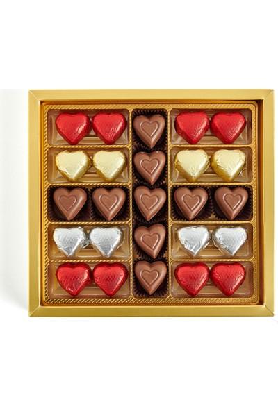 Sıroğlu Çikolata Sweetheart Hediyelik Çikolata Kutu