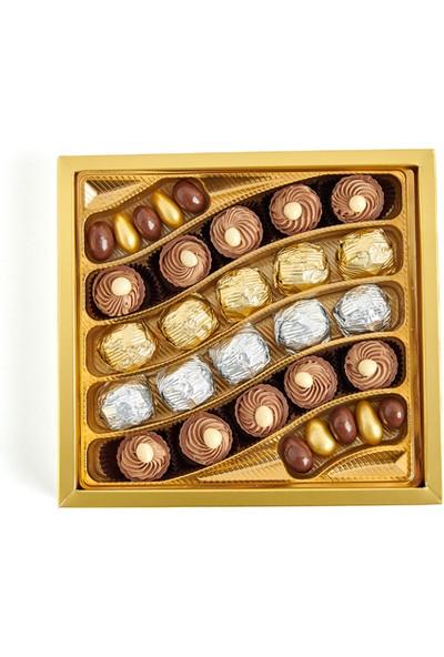 Sıroğlu Çikolata Evora Premium Hediyelik Çikolata Kutu