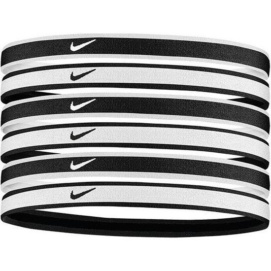 Nike N.100.2021.176.OS Swoosh Sport Headbands 6 Pk Tıpped 6lı Saç Ipi