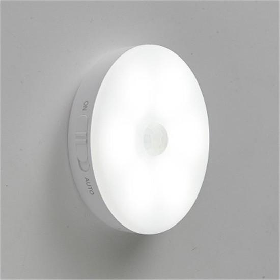 Seldur Kandela Şarjlı Sensörlü Gece LED Lambası