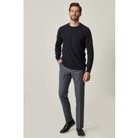 Altınyıldız Classics Slim Fit Dar Kesim Beli Lastikli Yan Cep Desenli Klasik Pantolon