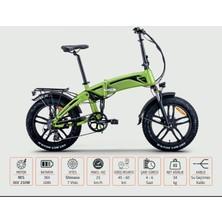 Maserati Rd5 Elektrikli Bisiklet - Yeşil