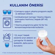 Fakir Antibakteriyel Çamaşır Hijyeni 1500 ml x 2
