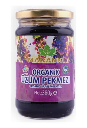 Maranki Organik Üzüm Pekmezi 380 gr