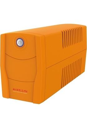 Makelsan 650VA Lion Plus Line Interaktif LED Ekran Ups