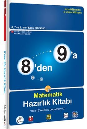 Tonguç Akademi 8'den 9'a Matematik Hazırlık Kitabı