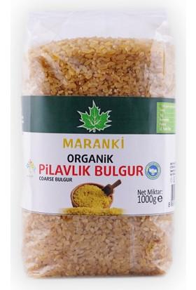 Maranki Organik Pilavlık Bulgur 1000 gr