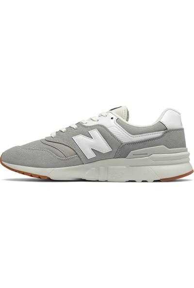 New Balance Gri Erkek Spor Ayakkabı CM997HHR New Balance Nb Lifestyle Mens Shoes