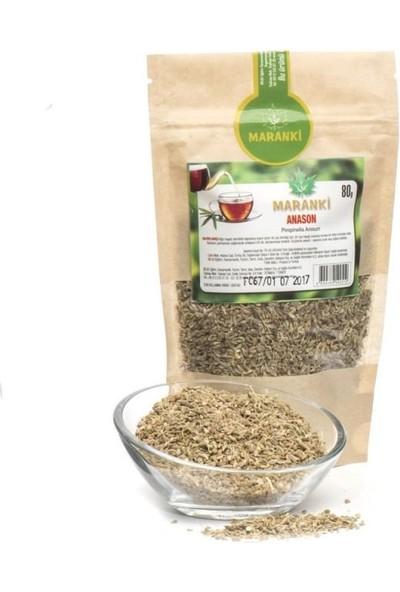 Maranki Anason Çayı Şeffaf Poşet 80 gr