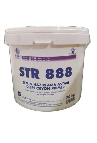Messe Str 888-DUVAR Kağıdı Geçiş Astarı ve Emici Mineral Esaslı Beton Şap Yüzeyler Için Şeffaf Astar-20 Kg.