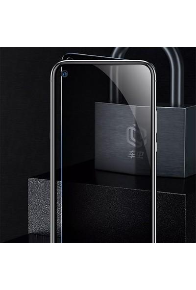 Ssmobil Oneplus 8t 3D Full Privacy Gizlilik Tempered Cam Ekran Koruyucu