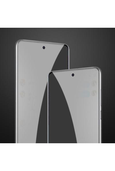 Ssmobil Samsung Galaxy M31 3D Full Privacy Gizlilik Tempered Cam Ekran Koruyucu