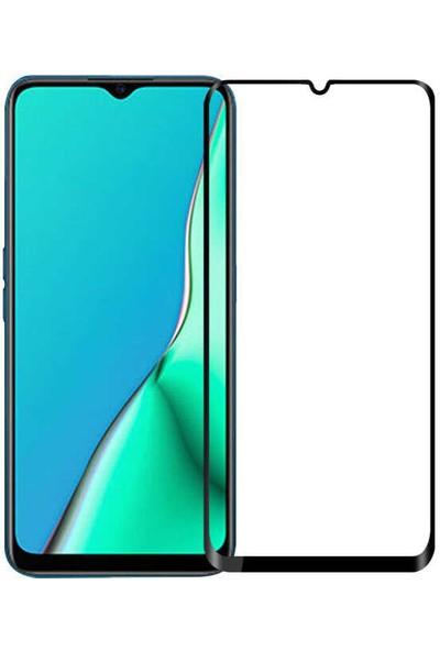 Canpay Oppo A5 2020 Ekran Koruyucu 5d Cam Hd Tam Kaplayan Ekran Koruyucu