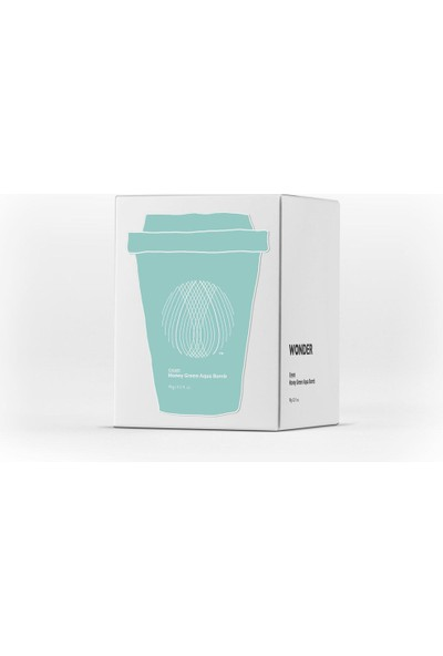 Haru Haruharu Honey Green Aqua Bomb Cream - Besleyici Nemlendirci Krem 90G