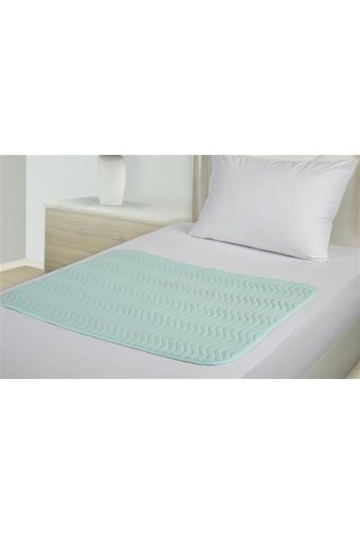 Ata Exclusive Fabrics Abso Emici, Sıvı Geçirmez,yıkanabilir Yatak Koruyucu (85X90 Cm)