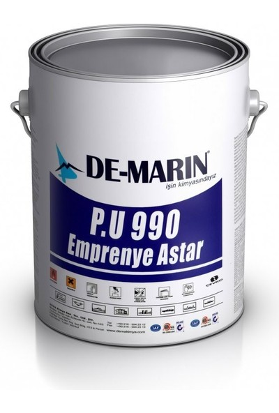 Demarin 990 Poliüretan Astar