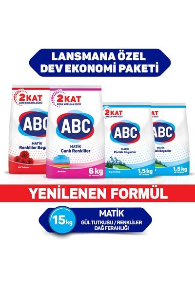 Abc Lansmana Özel Dev Ekonomi Paketi