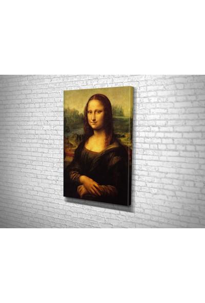 Tablo 360 Mona Lisa Kanvas Tablo