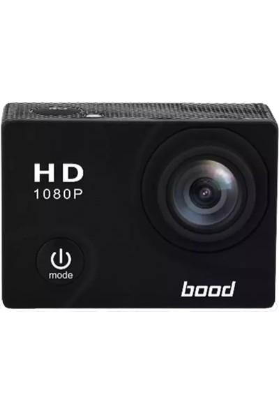 Bood Full Hd Wifi Aksiyon Kamera