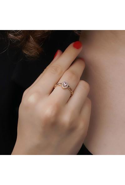 Mas Diamond 0.36 Ct. Minimal Yüzük