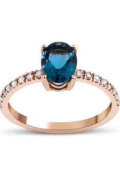 Mas Diamond 0.98 Ct. Minimal Yüzük