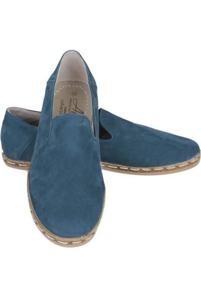 Aintap Nubuk Deri Jeans Erkek Gaziantep Yemeni Ayakkabı