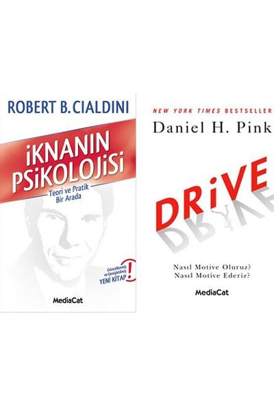 Iknanın Psikolojisi - Drive / 2 Kitap Set - Bazı Insanlar Neden Daha Başarılı Olur