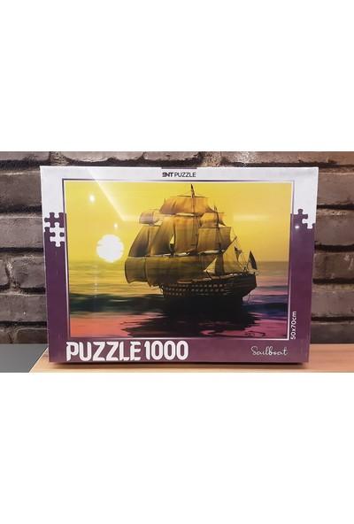 Pınarstore 500 Parça Puzzle Sail Boat 2994