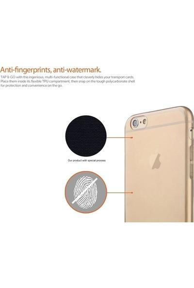 Dafoni Aircraft Apple iPhone 12 / 12 Pro 6.1 Inç Ultra Ince Şeffaf Silikon Kılıf