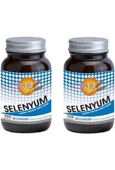 Meka Nutrition Selenyum 200 Mcg 120 Tablet 2 Kutu