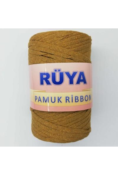 Rüya Pamuk Ribbon Ip Hardal ( 250 gr )