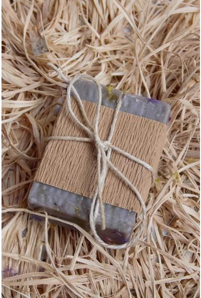 Zeren %100 Doğal ve El Yapımı-Handmade And Natural- (El, Saç, Cilt) Lavanta Sabunu