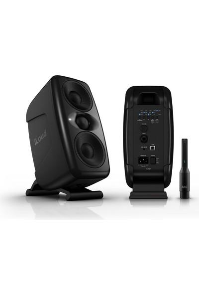 Ik Multimedia Iloud Mtm (Tek) Yüksek Çözünürlüklü Kompakt Aktif Stüdyo Monitörü / 100W Rms (Arc Mikrofon ile Birlikte) - (Tek)