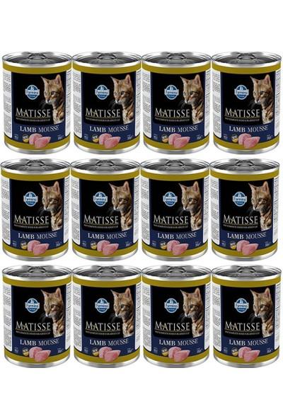 Matisse Mousse Kuzulu Yaş Kedi Konservesi 300 gr x 12
