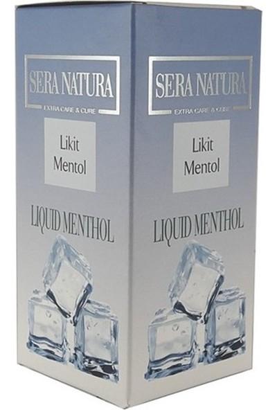 Sera Natura Likit Menthol 30 ml