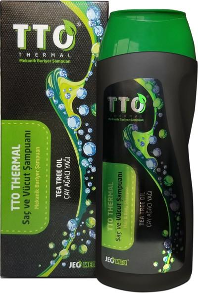 Tto Saç ve Vücut Şampuanı 300+100 ml