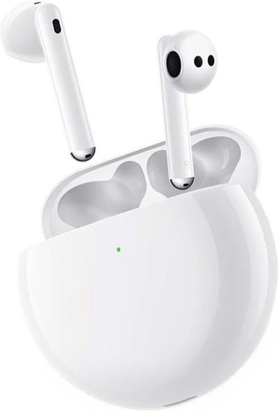 Huawei FreeBuds 4 Bluetooth Kulaklık (ANC - Aktif Gürültü Engelleme) Beyaz