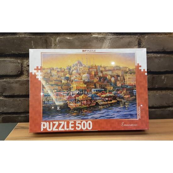 Pınarstore 500 Parça Puzzle Eminönü 2988