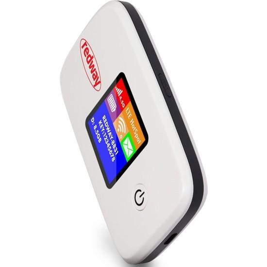 Redway Taşınabilir 4.5g Wifi Modem