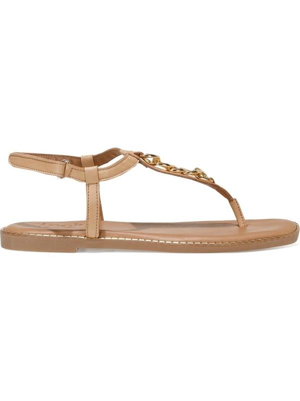 Inci Valencıa.z 1fx Camel Kadın Sandalet
