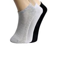 12 Çift Erkek Patik Çorap Spor Ayakkabı Kısa Soket Yazlık Çorabı 2201