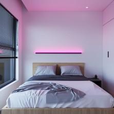 Samsung Uzaktan Kumandalı LED Abajur Gece Lambası Rgb 256 Renk Yuksek Işık Sistemi