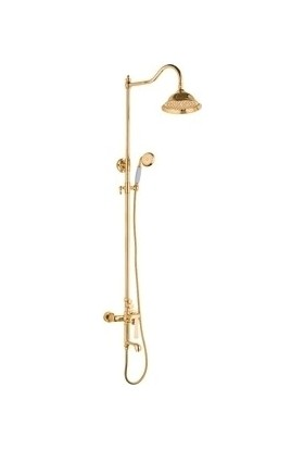 Nsk Siempre Duş Sistemi Bataryalı Altın