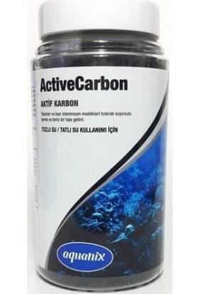 Aquanix Active Carbon Tatlısı Tuzlusu Akvaryumları Için Aktif Karbon 500ML