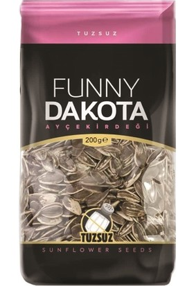 Funny Nuts Çekirdek Aile Paket - Funny Dakota Ay Çekirdeği Bol Tuzlu, Funny Dakota Ay Çekirdeği Tuzsuz, Funny Dakota Ay Çekirdeği Özel Kavrulmuş